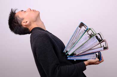 腰痛からの解放