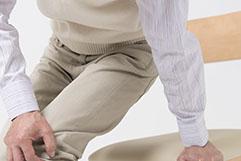 なかなか良くならない肛門の痛み(痔核・いぼ痔)_論文発表